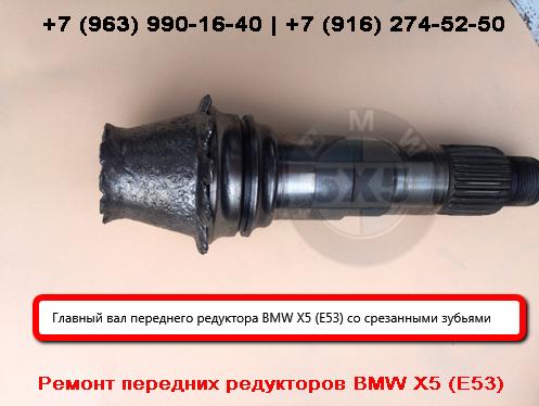 установка вебасто в BMW x5 e53