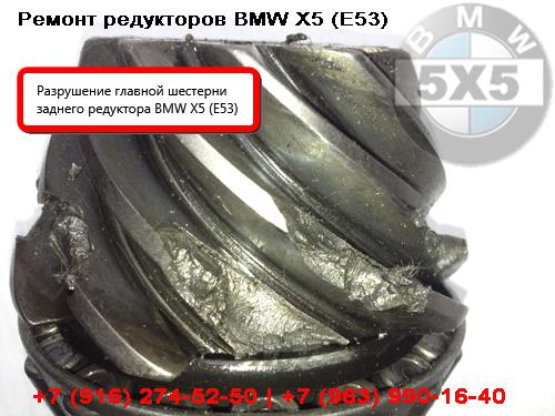 редуктор заднего моста BMW e30